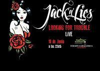 Jack 'n' Lies en Cadillac Solitario