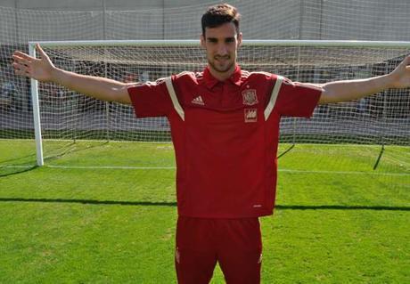 Selección Española: Entrenador y Porteros