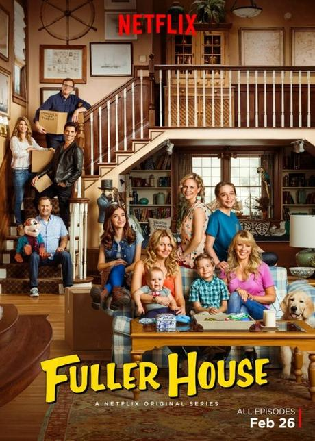 My thoughts on the first six episodes of Fuller House coming to you on Netflix on February 26th.: