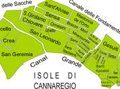 sestiere Cannaregio, paseando entre iglesias acompañados Tintoretto.