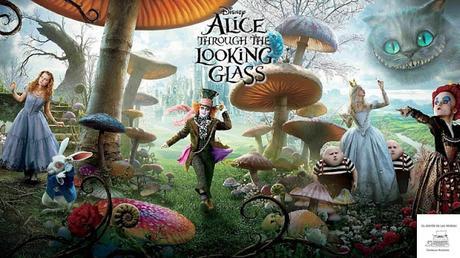 «Alicia a través del espejo» de James Bobin (Disney) | Crítica