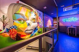 Restaurante Mitte Eat, Art, Cosmopolita y Audaz