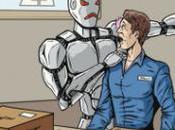 robótica enviará millones trabajadores paro. ¡Qué coticen robots!