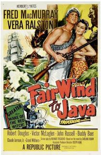 RUMBO A JAVA (Fair Wind to Java) (USA, 1953) Aventuras