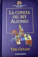 RESEÑA, LA COPISTA DEL REY ALFONSO