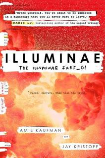 Reseña: Illuminae de  Amie Kaufman y Jay Kristoff