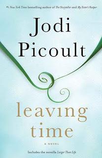 Hora de partir, Jodi Picoult