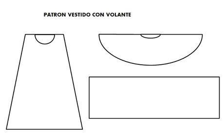 DIY COSTURA: VESTIDO BOHO CON VOLANTES