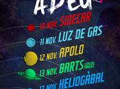 [Noticias Catarres llenarán noviembre forma inédita reivindicativa L'Últim Adéu salas conciertos Barcelona