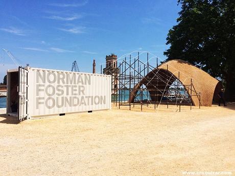 NOT-010-La Fundación Norman Foster presenta un prototipo de 'Droneport' en Venecia-0.0