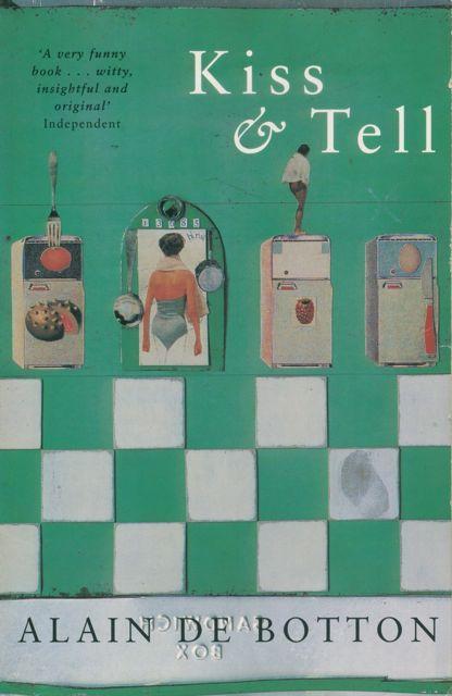 Natalio Grueso - Woody Allen, el último genio - debotton-kiss-cover