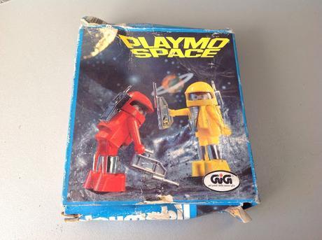 LA LINEA PLAYMOSPACE DE PLAYMOBIL