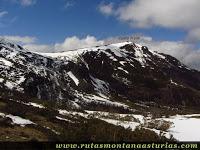 Cueto El Fraile, Cangas del Narcea