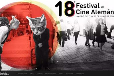 El 18 Festival de Cine Alemán llega en Madrid del 7 al 12 de junio
