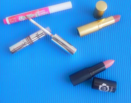 Mis regalos de cumpleaños (haul China Glazé, MUR, Sephora, Tahé, Colourpop...)