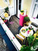 Las terrazas de Sarah Widman
