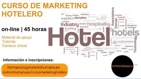 curso marketing hoteles