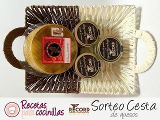 ¡¡SORTEO DE UNA CESTA DE QUESOS RECORD!!