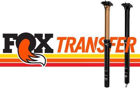 Fox TRANSFER: todos los datos de la nueva tija telescópica de FOX