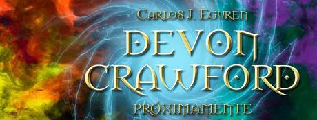 Devo Crawford y los Guardianes del Infinito: Portada (#3)