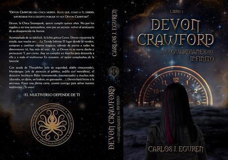 Devon Crawford y los Guardianes del Infinito