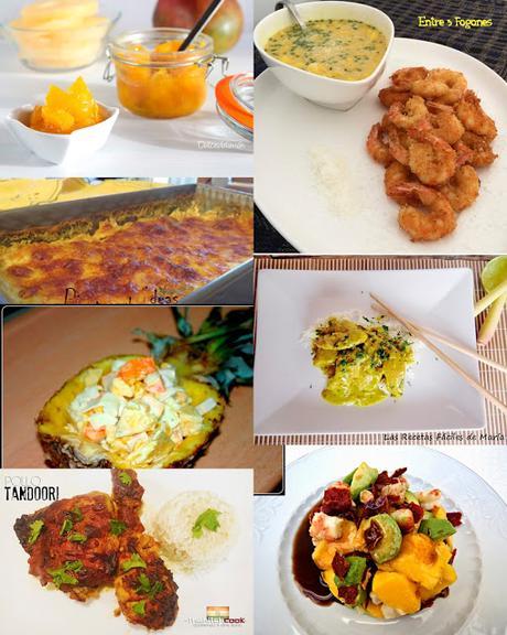 UNIVERSO EXÓTICO: Recetas únicas de platos diferentes
