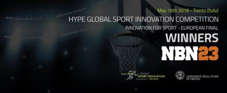 Finalista Hype Global Sports Innovation