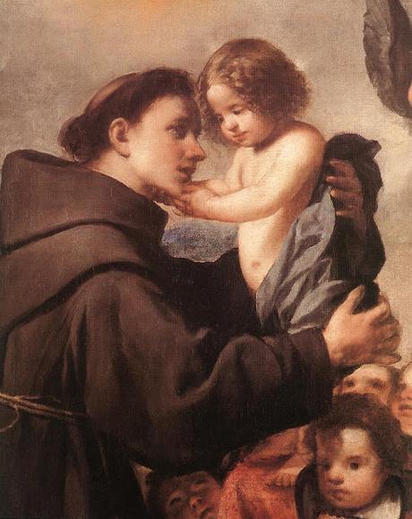 San Antonio de Padua, santo de las causas y cosas perdidas