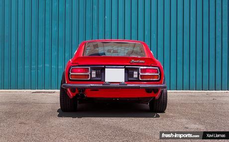 Desde 1979: Datsun 260Z 2+2. Todo un JDM Legend