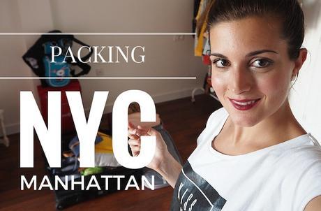 TRAVEL | ¿Que llevo en la maleta para Nueva York?