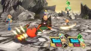World of Final Fantasy 01