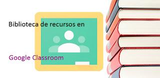 Aprende a crear tu biblioteca de recursos de aula desde Google Classroom