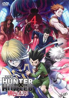 Hunter × Hunter: Phantom Rouge + Hunter x Hunte: The last mission || Reseña Pelicula
