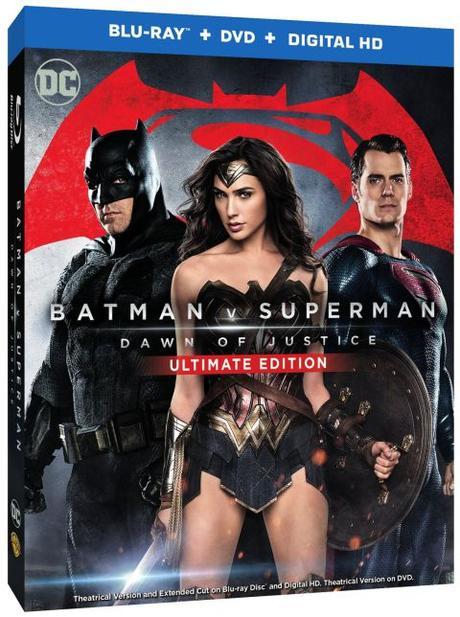 Tráiler de Batman v Superman: Dawn of Justice Ultimate Edition