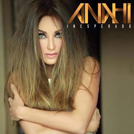 Nuevo disco de Anahí