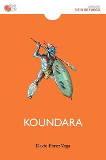 Comienzo de Maestro, relato incluido en Koundara