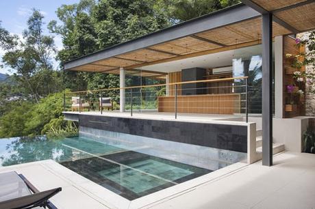 quinchos modernos paperblog. Black Bedroom Furniture Sets. Home Design Ideas