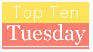 Top Ten Tuesday #15: Razones por las que amo la literatura