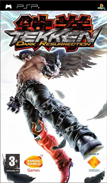 Tekken Dark Resurrection [ISO] [Mult.Inc Español] [PSP]
