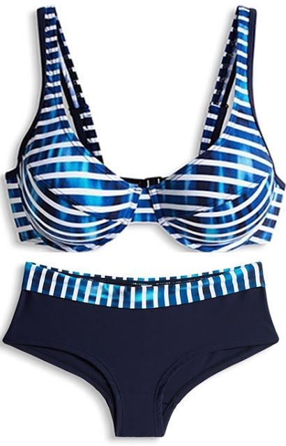 Esprit y su colección de bikinis