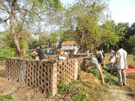 Mi experiencia en la universal ciudad de Auroville (India)