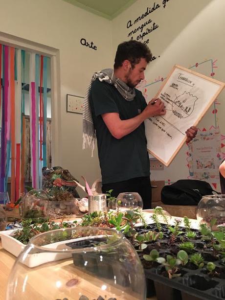 Compango: Taller de Botánica