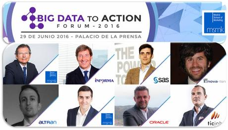 MSMK - Evento Big Data to Action