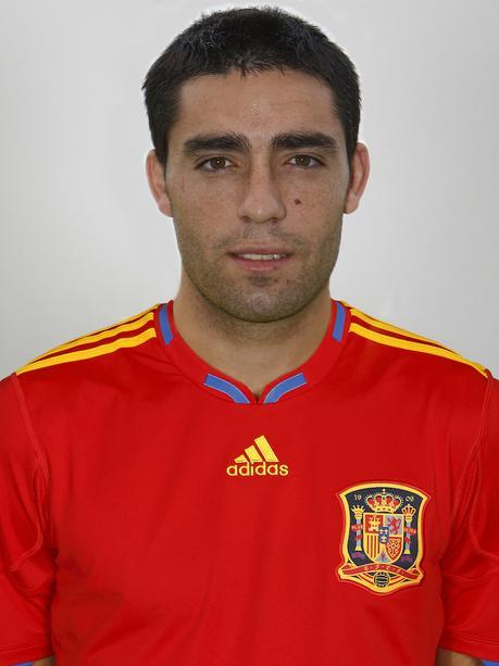 Selección Española: Centrocampistas