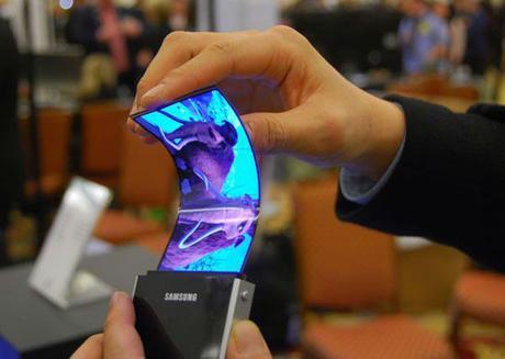 Samsung lanzará teléfonos plegables en 2017 y no se llamarán 'Galaxy S'