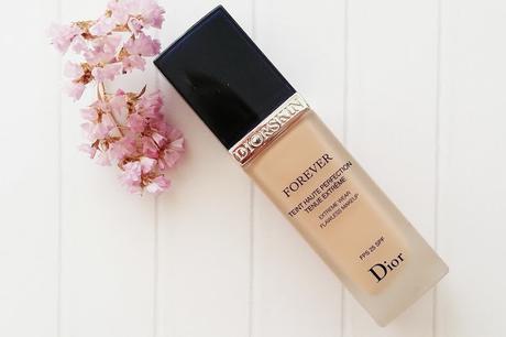 diorskin forever, base de maquillaje