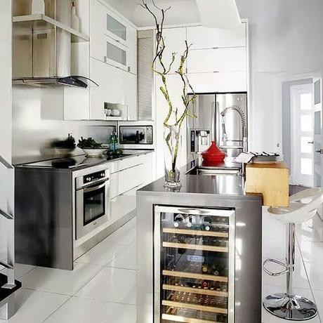 Vinotecas en la cocina paperblog - Muebles para vinotecas ...