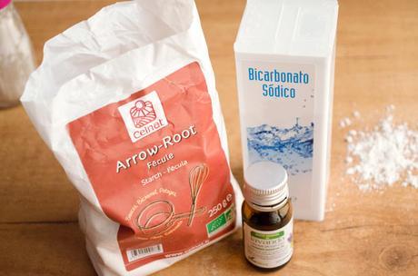 Cómo hacer champú seco en casa. Natural, económico y efectivo.