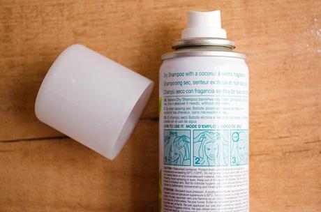 Guía completa sobre champús secos (y cómo hacerlo tú misma en casa)