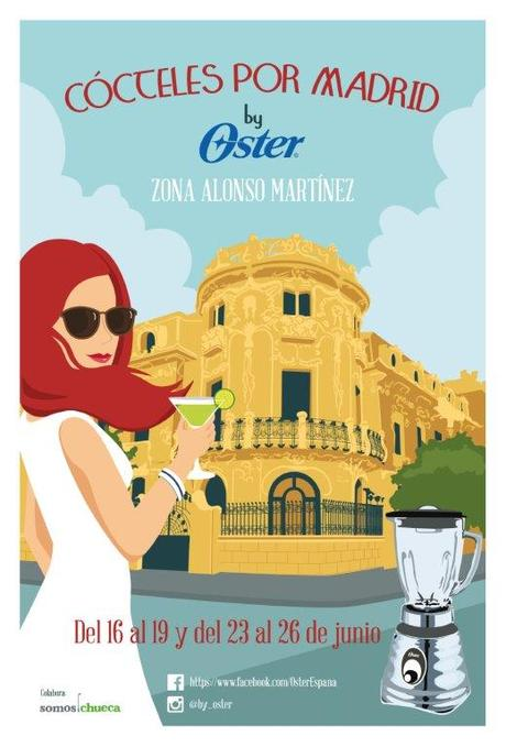COCTELES POR MADRID BY OSTER, ZONA ALONSO MARTINEZ